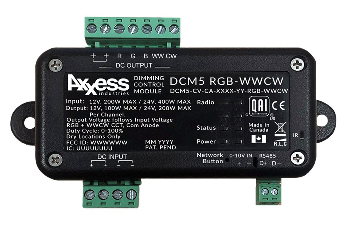 dcm5 axxess industries