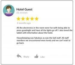 axxess housekeeping review