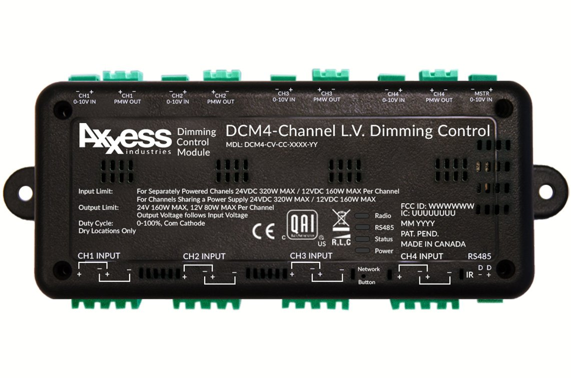 axxess industries dcm4