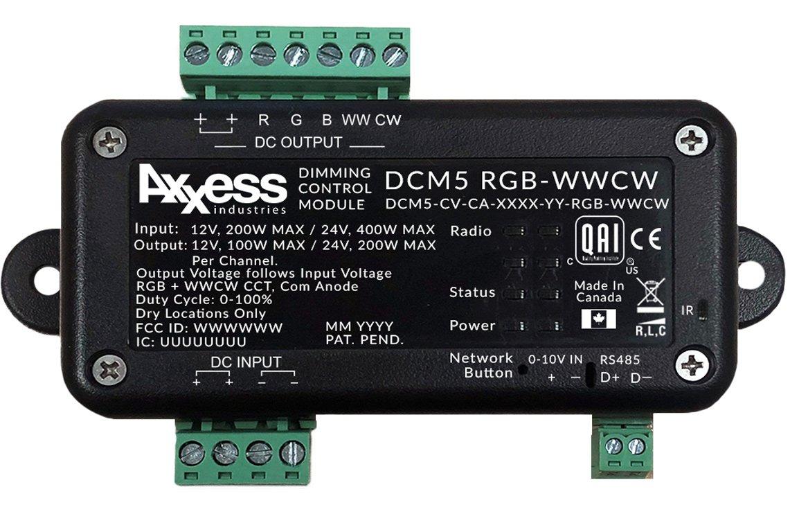 dcm5 axxess industries