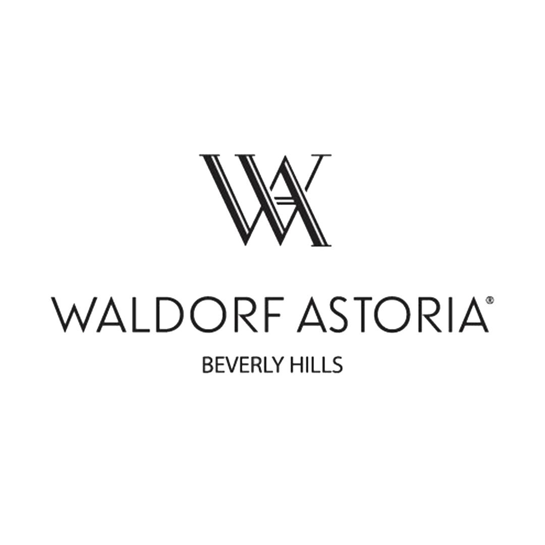 Waldorf Astoria Beverly Hills Logo