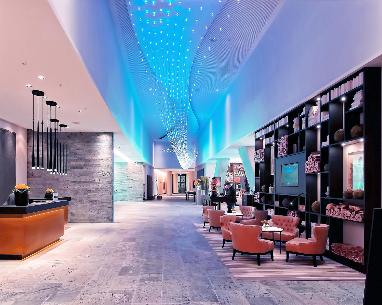 hotel lighting small