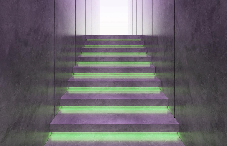 green staircase axxess dcm5